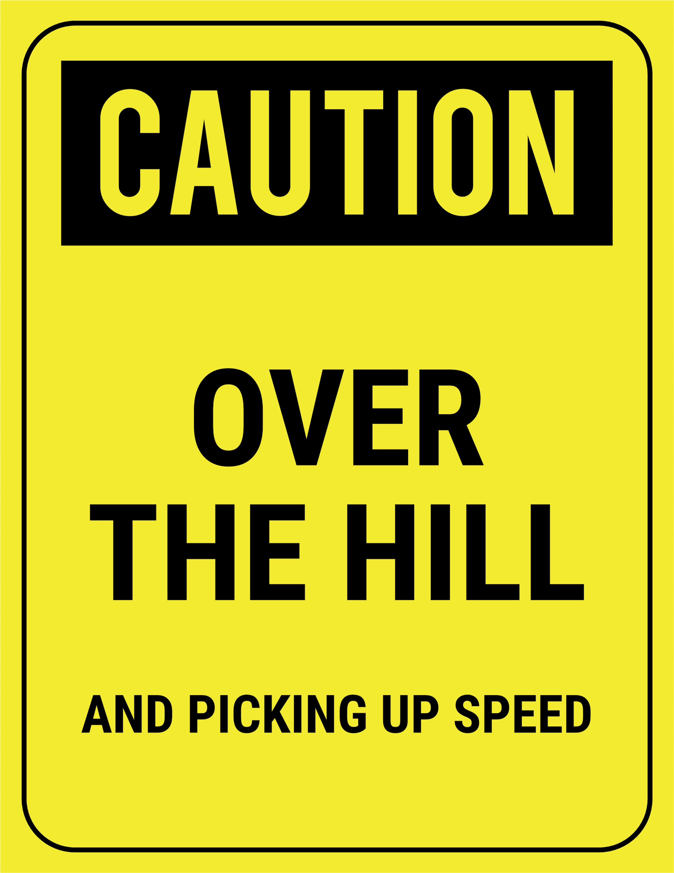 picture relating to Printable Signs referred to as Amusing Protection Indicators towards Obtain and Print